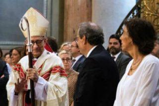 """Omella pide los políticos catalanes evitar """"la división, la confrontación y la imposición"""""""