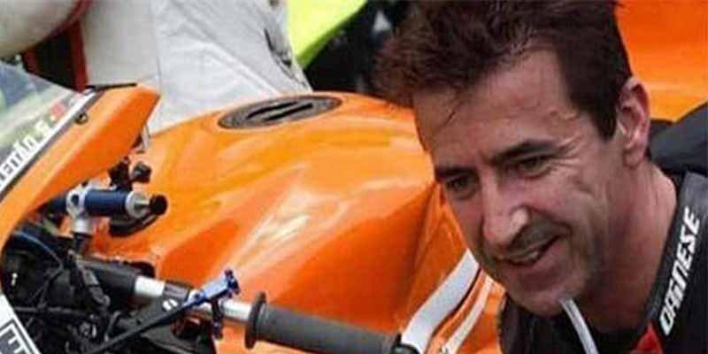 Muerte en Estoril: un despiste le cuesta la vida al piloto Sergio Leitao