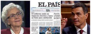 El País, después de negar que Sánchez plagiase su tesis, ahora 'descubre' que fusiló párrafos de una conferencia