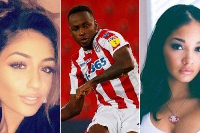 Este futbolista de la Premier League ha sido padre con tres mujeres distintas en apenas seis semanas