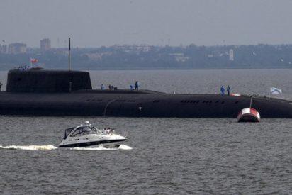 Pillan al submarino ruso más secreto, a punto de dejar los astilleros