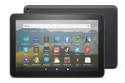 Nueva tablet Fire HD 8 2020