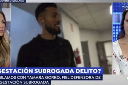 "La 'influencer' Tamara Gorro a la 'podemita' Carolina Bescansa: ""Cuidado con tus palabras"""