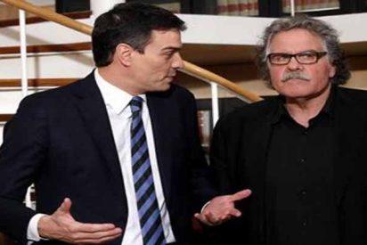 El independentista Tardá presenta al cobro la factura por su apoyo a Sánchez y deja tiritando al PSOE