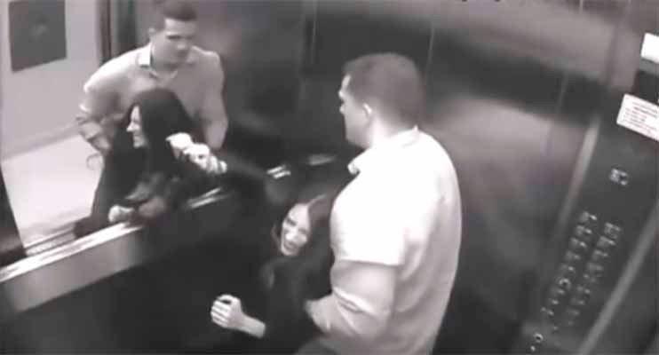 La bestia que le dio una paliza a su mujer y luego la lanzó de un cuarto piso en Brasil