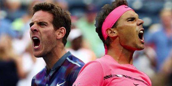 Rafa Nadal vs Del Potro: Una frase patosa, la batalla de Wimbledon y el reto del US Open