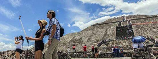 México es el país más visitado de Latinoamérica