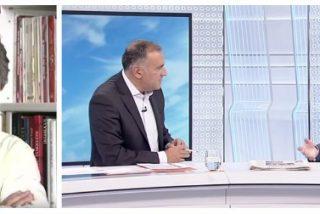 """Hermann Tertsch hunde en la miseria a Pedrojota tras pavonearse en RTVE: """"Ahora entiendo el enajenamiento de mi amigo"""""""