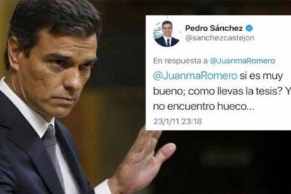 El socialista Sánchez, pillado c... y sin papel, amenaza ahora con denunciar a 'ABC'