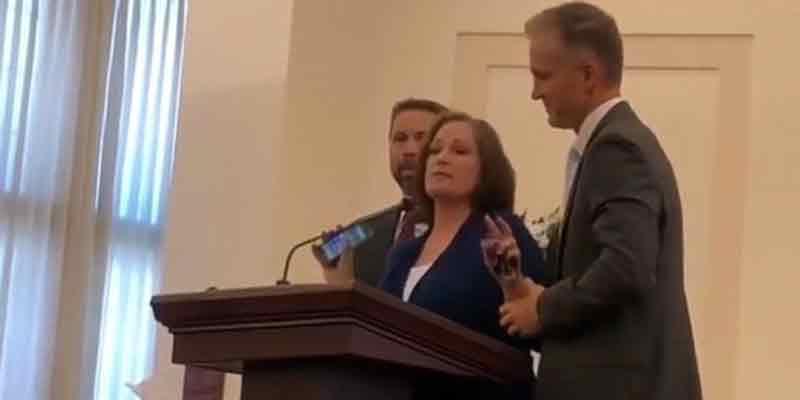 El injusto castigo de la Iglesia Mormona contra la mujer que desvela una 'aberración oculta'