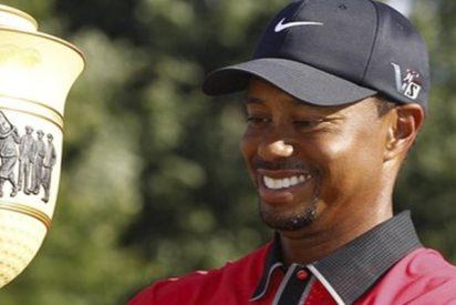 Tiger Woods ganó el Tour Championship y volvió a consagrarse tras cinco años