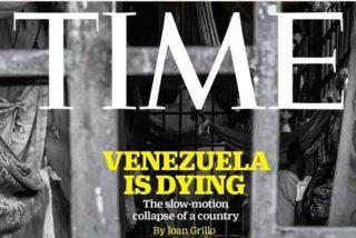 TIME: 'Venezuela está muriendo', la triste portada que sigue vigente dos años después