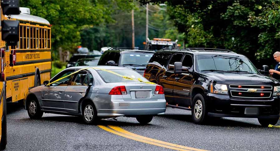 Tres muertos y dos heridos por tiroteo en Maryland (Estados Unidos)