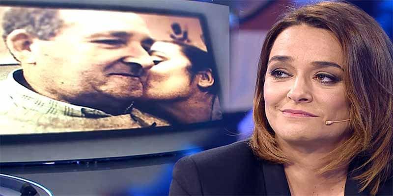 'Telecinco': Toñi Moreno se emociona hasta las lágrimas al recordar a su padre