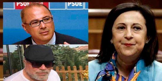 """El actual 'número 2' del Ministerio de Defensa dio dinero """"en bolsas de El Corte Inglés"""" al comisario Villarejo por espiar a Aznar"""