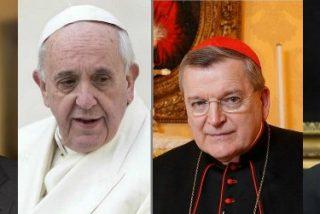 Las tres B que acosan al Papa: Busch, Bannon y Burke