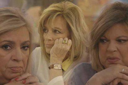 'TeleVasile': Más de 2 millones de españoles trasnochan para ver a Carmen Borrego sin papada