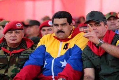 El dictador Nicolás Maduro se 'alza' contra el veto electoral del corrupto Lula