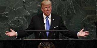 Trump embiste a la tiranía de Maduro y a la tragedia socialista en la Asamblea General de la ONU