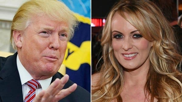 La actriz porno Stormy Daniels revelará los detalles de su affaire con Donald Trump