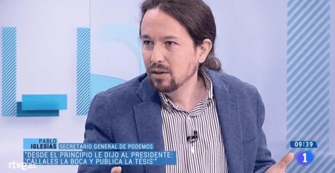 Un detallado informe hunde la credibilidad de Telecinco y la TVE de Podemos