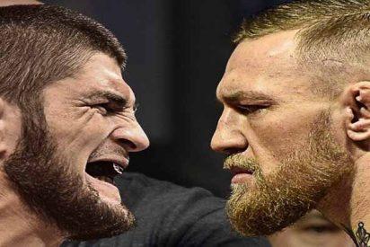 UFC: Las 12 frases más bestias del cara a cara entre Conor McGregor y Khabib Nurmagomedov