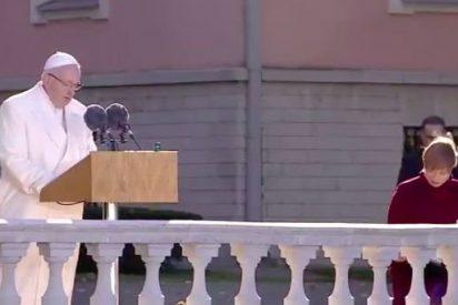 """El Papa advierte del """"cansancio existencial"""" de los pueblos que """"no cultivan la memoria"""""""