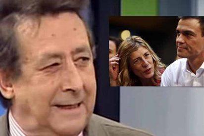 """Alfonso Ussía: """"El doctor Sánchez es el más bonito de los presidentes que hemos tenido"""""""