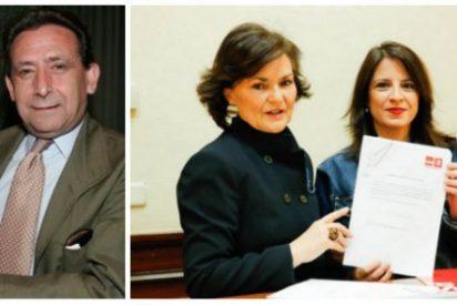 """Alfonso Ussía estalla ante la 'fake tesis' de Sánchez y hunde a la """"olivarera"""" Calvo y a la """"tontita"""" Lastra"""
