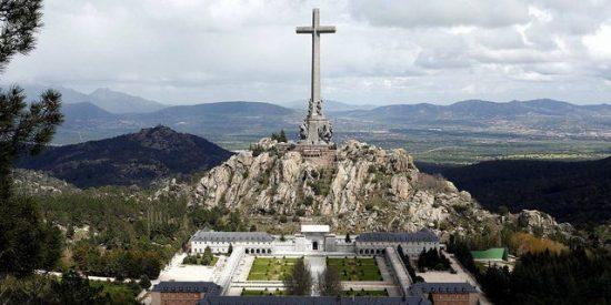 El Congreso de los Diputrados aprueba el decreto ley para sacar el cadáver de Franco del Valle de los Caídos