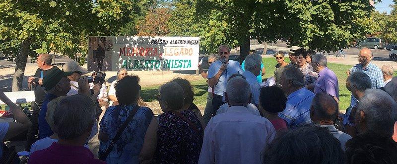 """José Cobo: """"Alberto Iniesta ha sido un hombre que se creyó el Evangelio, y que ha puesto a los pobres en el centro"""""""