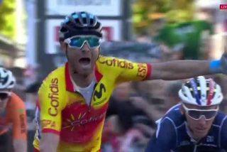 Mundial de Ciclismo: Alejandro Valverde gana a los 38 años el campeonato del mundo en Innsbruck