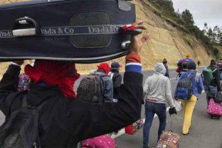 Perú envía al Ejército para detener la migración irregular de venezolanos desde Ecuador