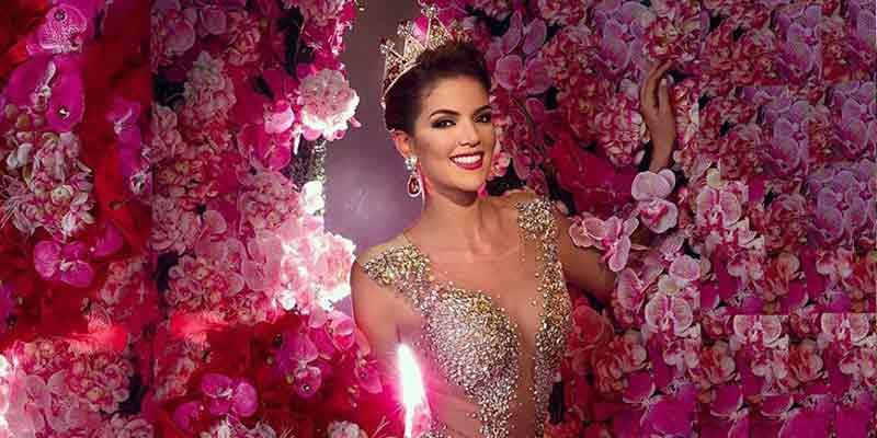 """¿Conoces a Veruska Ljubisavljevic?, la participante """"más vieja"""" del Miss Mundo 2018"""