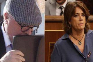 Sánchez se escuda en la monarquía para defender a Delgado ante el