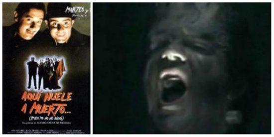 El 'premonitorio' papel del comisario Villarejo en una película de Martes y 13