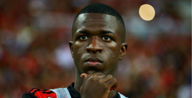 Vinícius Júnior, la gran apuesta del Real Madrid, podría regresar al Flamengo