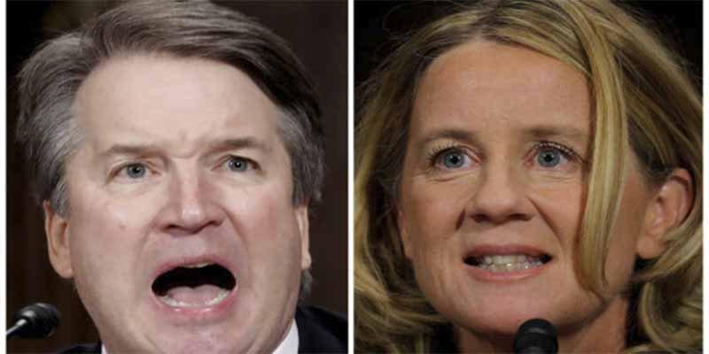 Donald Trump mantiene su apoyo a Kavanaugh tras declarar la mujer que le acusa de acorralarla e intentar violarla