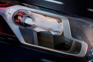 Volvo 360c Concept: ¿Quién quiere un avión si puede tener un coche autónomo?