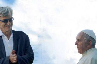 """Wim Wenders: """"El Papa Francisco es un hombre inmensamente optimista"""""""