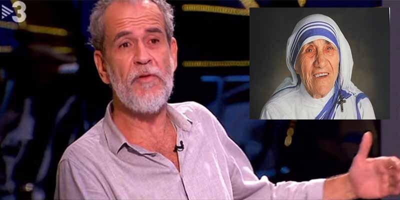 """Willy Toledo: """"Teresa de Calcuta fue una de las mayores criminales del planeta"""""""