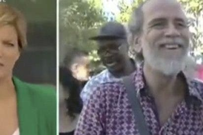 """La despedida de Willy Toledo en 'La Mañana de TVE' que dejó a María Casado con esta cara: """"¡Viva la URSS!"""""""