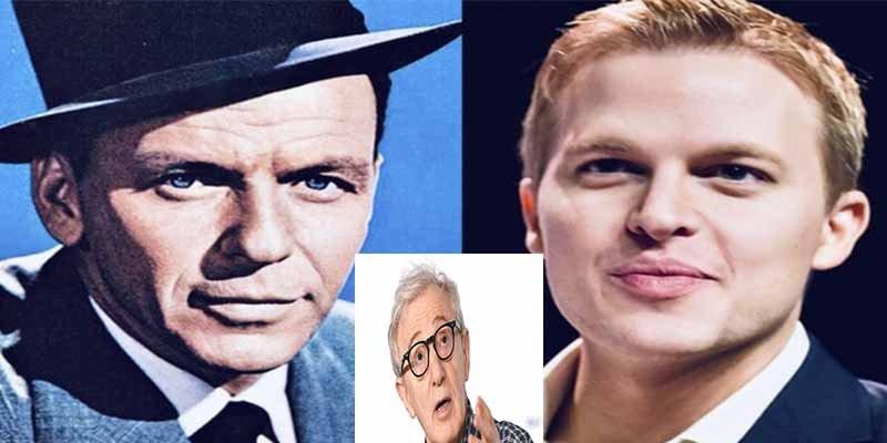 Woody Allen duda que sea el padre de Ronan Farrow y el motivo es Frank Sinatra