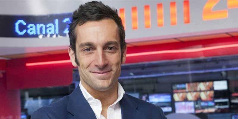 'Purga en RTVE': Álvaro Zancajo, destituido como director del Canal 24 Horas