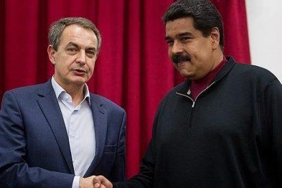 Zapatero se convierte en tendencia en Twitter por defender al dictador Nicolás Maduro