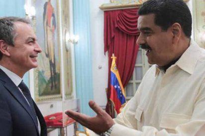 """Zapatero sigue protegiendo a la dictadura de Maduro: sancionar a Venezuela """"no lleva a ninguna parte"""""""