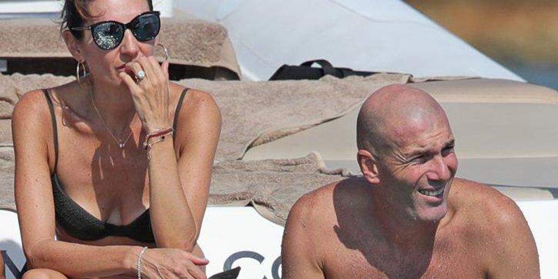 Zidane, un jubilado de oro a sus 46 años, con una fortuna de 120 millones de euros