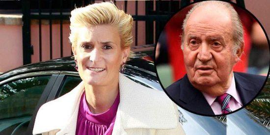 El desplante de la reina Sofía a María Zurita dispara un espantoso rumor sobre don Juan Carlos