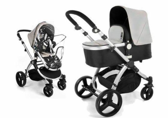 Los carritos de bebé más vendidos en Amazon