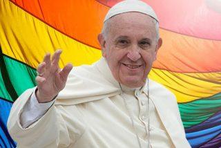 El papa Francisco: 'Los políticos que atacan a los gays me recuerdan a Hitler'